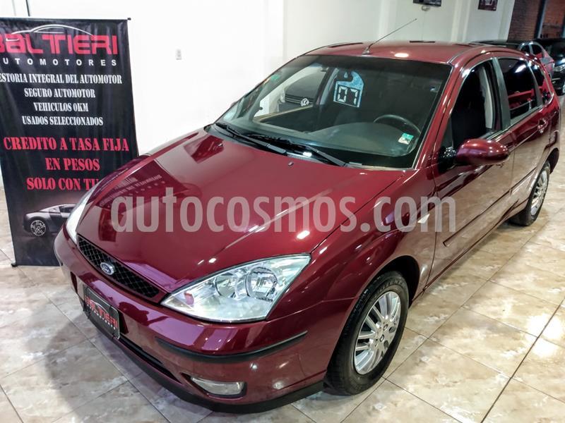 Ford Focus 5P 1.6L Ambiente  usado (2007) precio $330.000