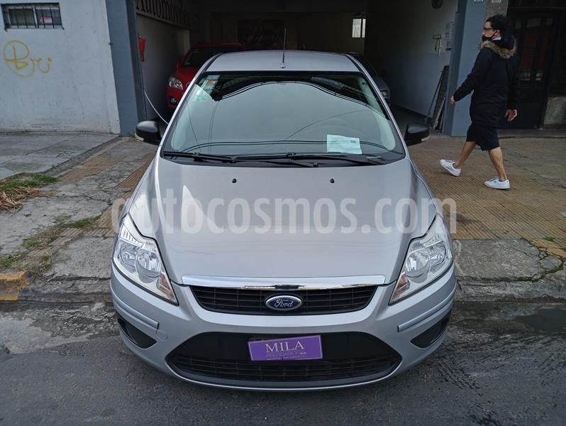 Ford Focus 5P 1.6L Style usado (2011) color Gris Mercurio precio $550.000