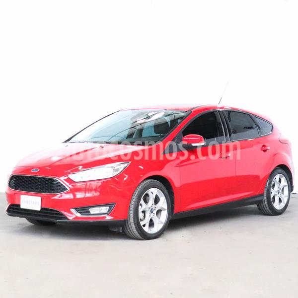 Ford Focus 5P 2.0L SE Plus Aut usado (2016) color Rojo Bari precio $1.375.000
