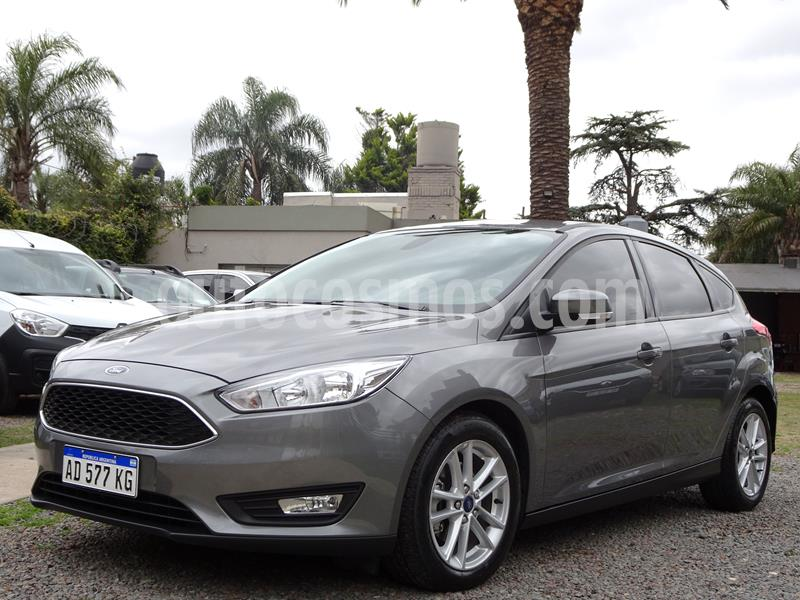Ford Focus 5P 2.0L SE Plus Aut usado (2019) color Gris Mercurio precio $1.620.000