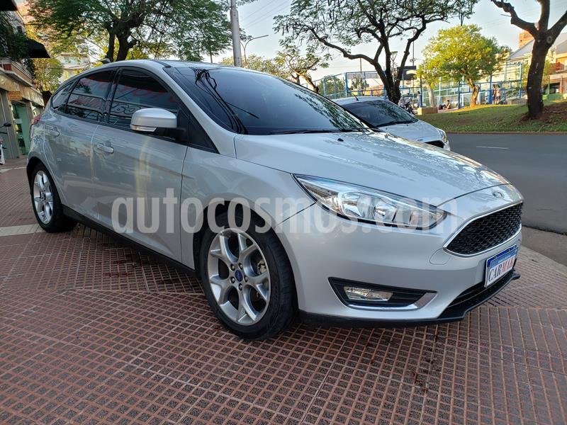 Ford Focus 5P 2.0L SE Plus usado (2017) color Plata precio $1.090.000