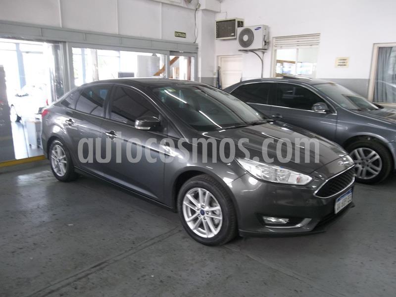 Ford Focus Sedan 2.0 usado (2016) color Gris Oscuro precio $1.500.000