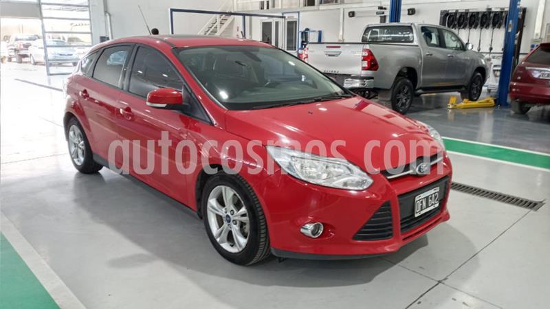 Ford Focus 5P 2.0L SE Plus usado (2014) color Rojo precio $1.120.000