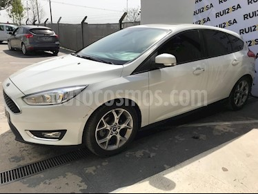 Ford Focus 5P 2.0L SE Plus usado (2015) color Blanco precio $870.000