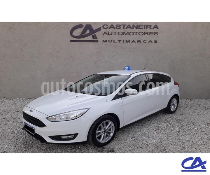 Ford Focus 5P 1.6L S usado (2016) color Blanco precio $835.000