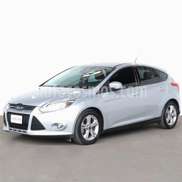 Ford Focus 5P 2.0L SE Plus Aut usado (2014) color Plata Metalizado precio $948.900