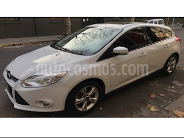 Ford Focus 5P 2.0L SE Plus Aut usado (2015) color Blanco precio $840.000