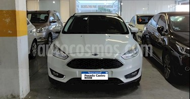 Ford Focus 5P 2.0L SE Plus usado (2016) color Blanco precio $820.000