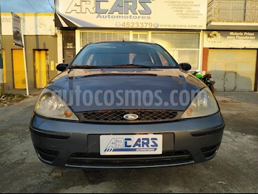 Ford Focus 5P 1.8L Edge TDi usado (2004) color Negro precio $285.000