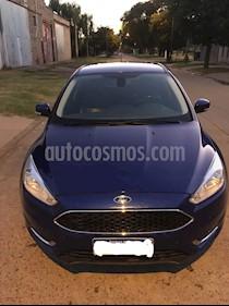 Ford Focus 5P 2.0L SE Plus usado (2016) color Azul Aurora precio $900.000