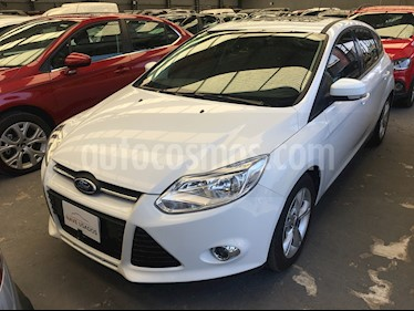 foto Ford Focus 5P 2.0L SE Plus usado (2014) color Blanco precio $630.000