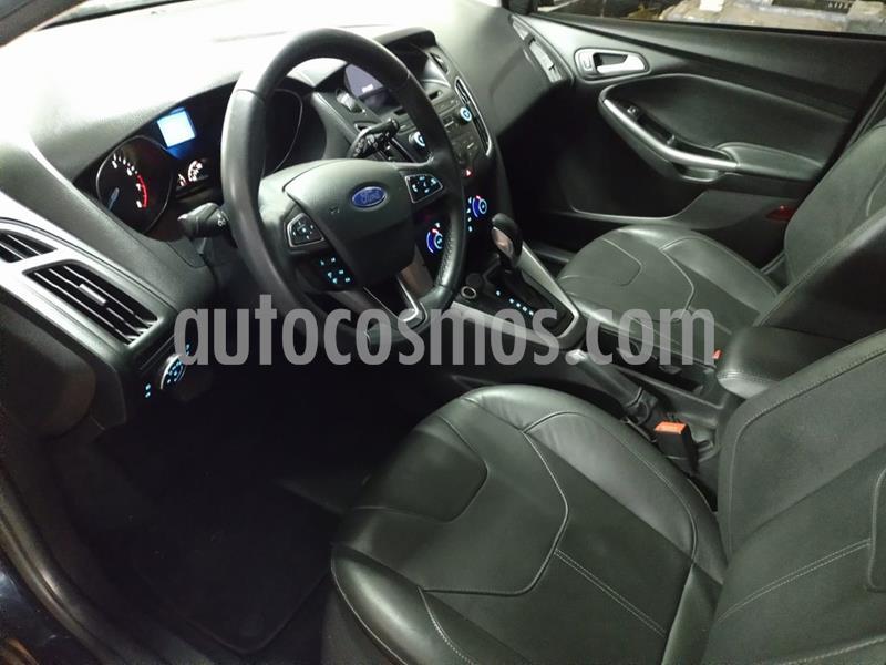 Ford Focus 5P 2.0L SE Plus Aut usado (2016) color Azul Monaco precio $1.330.000