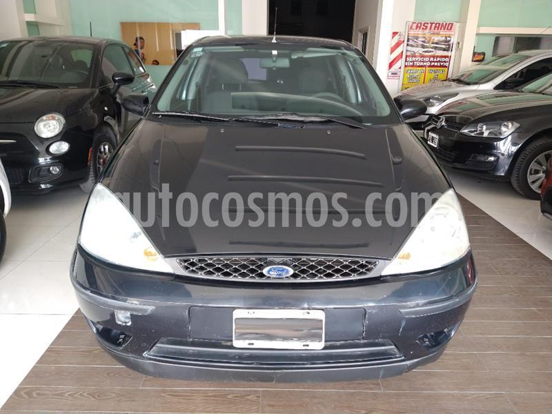 Ford Focus 5P 1.6L Ambiente  usado (2009) color Negro precio $495.000