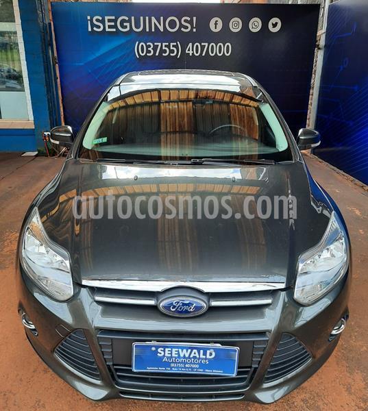 Ford Focus Se Plus Ta usado (2014) color Gris Oscuro precio $950.000