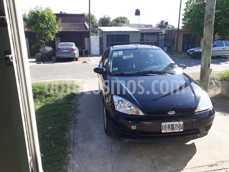 Ford Focus 5P 1.6L Ambiente  usado (2009) color Negro precio $420.000