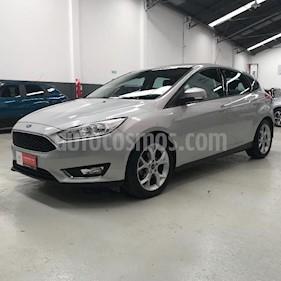 Ford Focus 5P 2.0L SE Plus usado (2015) color Gris Claro precio $654.900