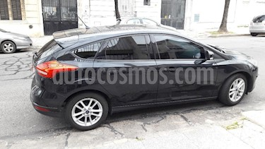 Ford Focus 5P 1.6L S usado (2018) color Negro precio u$s8.000