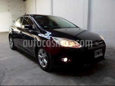 Ford Focus 5P 2.0L SE usado (2015) color Negro precio $680.000