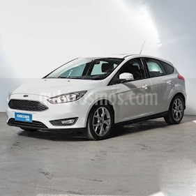 Ford Focus 5P 2.0L SE Plus usado (2016) color Blanco precio $725.000
