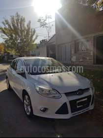 Ford Focus 5P 2.0L SE Plus Aut usado (2015) color Blanco precio $790.000