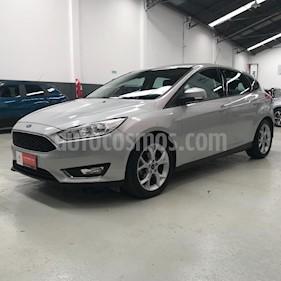 Ford Focus 5P 2.0L SE Plus usado (2015) color Gris Claro precio $1.016.500