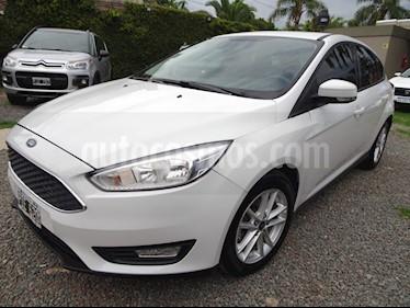 Ford Focus - usado (2015) color Blanco precio $510.000
