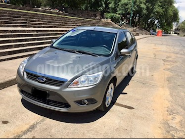 Ford Focus 5P 1.8L Trend Plus TDCi usado (2013) color Gris Mercurio precio $550.000