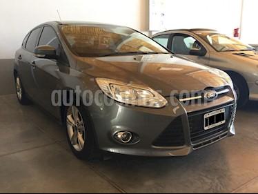 Ford Focus - usado (2014) color Gris Oscuro precio $590.000