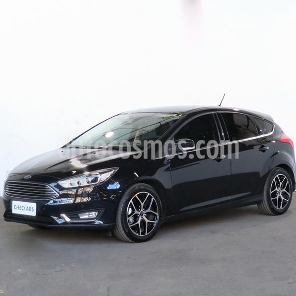 Ford Focus 5P 2.0L Titanium usado (2019) color Negro precio $2.292.000