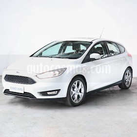 Ford Focus 5P 2.0L SE Plus usado (2016) color Blanco precio $866.000
