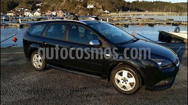 Ford Focus 5P 1.6L Ambiente  usado (2007) color Negro precio $150.000
