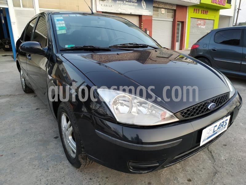 Ford Focus 5P 2.0L Edge  usado (2008) color Negro precio $350.000