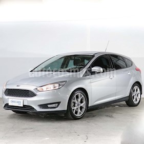 Ford Focus 5P 2.0L SE Plus Aut usado (2016) color Gris Mercurio precio $765.000