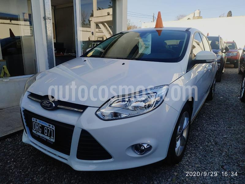 Ford Focus 5P 2.0L SE usado (2015) color Blanco Oxford precio $1.080.000