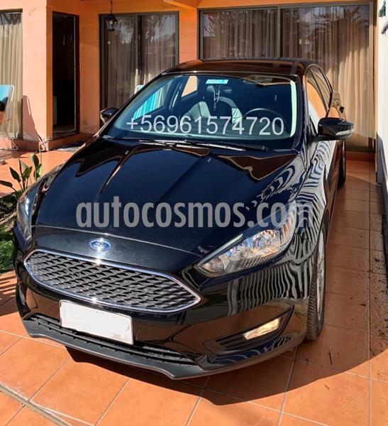 Ford Focus 2.0L SE Aut usado (2016) color Negro Tuxedo precio $9.650.000