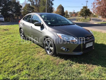Ford Focus 2.0L SE  usado (2012) color Gris Oscuro precio $4.490.000