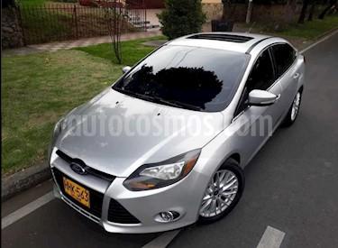 Ford Focus 2.0L Titanium Aut  usado (2014) color Plata Puro precio $36.900.000