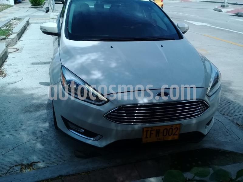 Ford Focus 2.0L SE Aut usado (2015) color Blanco precio $38.000.000