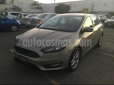 Foto venta Auto usado Ford Focus FOCUS 2.0 SE APPEARENCE AT 4P (2015) color Acero precio $185,000