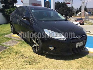 Foto venta Auto usado Ford Focus FOCUS MEX AMBIENTE (2014) color Negro precio $160,000