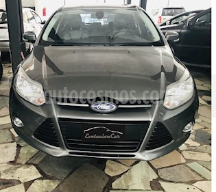 Foto venta Auto usado Ford Focus FORD FOCUS 2.0L SE PLUS AT (2014) color Gris Oscuro precio $405.000
