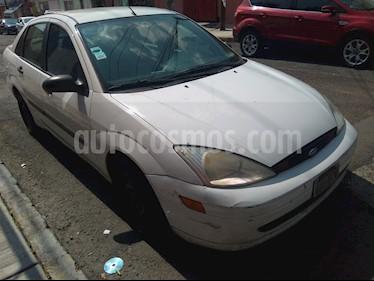 Ford Focus LX  usado (2000) color Blanco precio $33,000