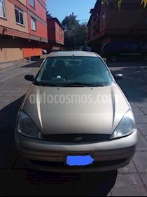 Foto venta Auto usado Ford Focus LX  (2002) color Bronce precio $42,000