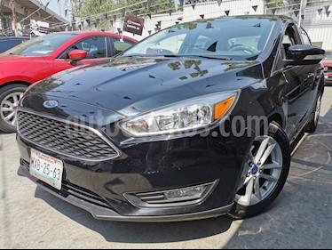 Ford Focus SE usado (2016) color Negro precio $195,000