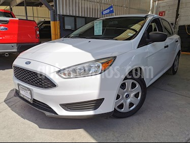 Ford Focus S usado (2015) color Blanco Oxford precio $149,000