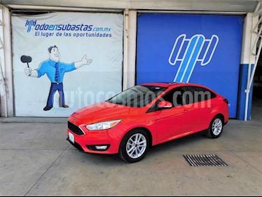 Ford Focus SE Luxury Aut usado (2017) color Rojo precio $147,000