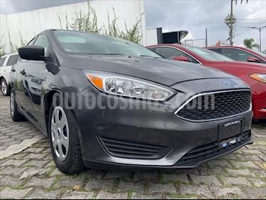 Ford Focus S Aut usado (2016) color Gris precio $159,999