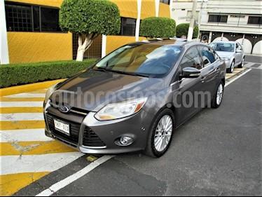 Ford Focus SEL Aut usado (2012) color Gris Nocturno precio $129,900