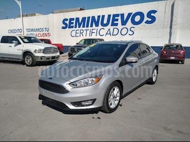 Ford Focus SE Aut usado (2016) color Plata precio $210,000