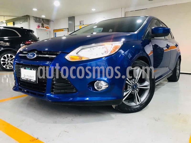 Ford Focus Sport Aut usado (2012) color Azul precio $133,900